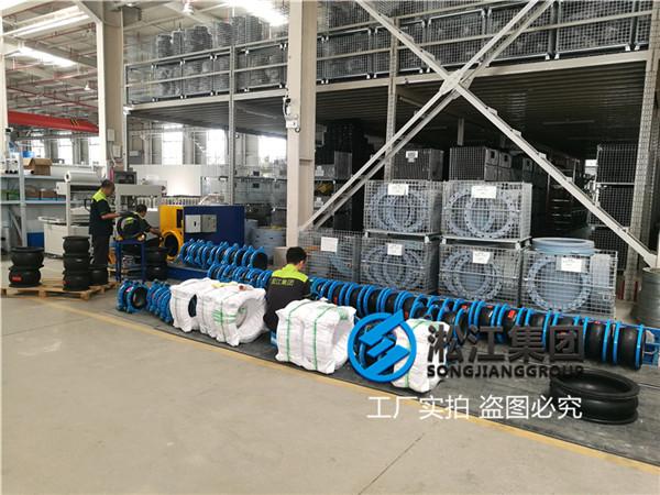 2次供水设备DN200*125橡胶减震器产品