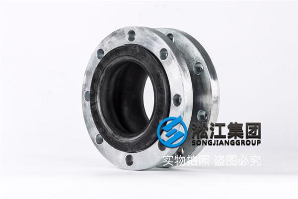 民用锅炉循环泵6in变径软接头安装方法